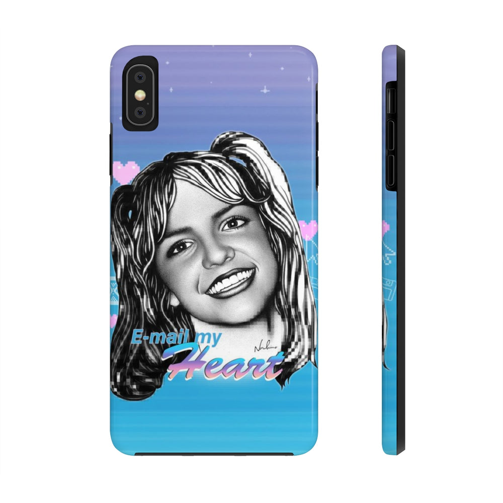 E-mail My Heart - Case Mate Tough Phone Cases
