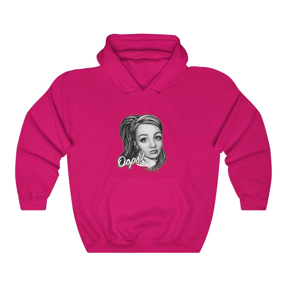 Oops! - Unisex Heavy Blend™ Hooded Sweatshirt