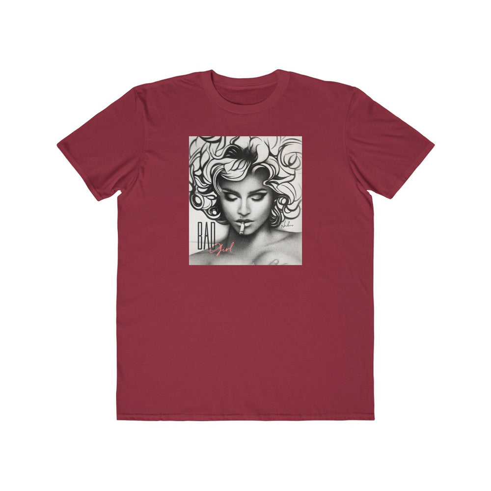 BAD GIRL - Men's Lightweight Fashion Tee