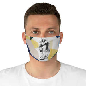 YEARNING - Fabric Face Mask
