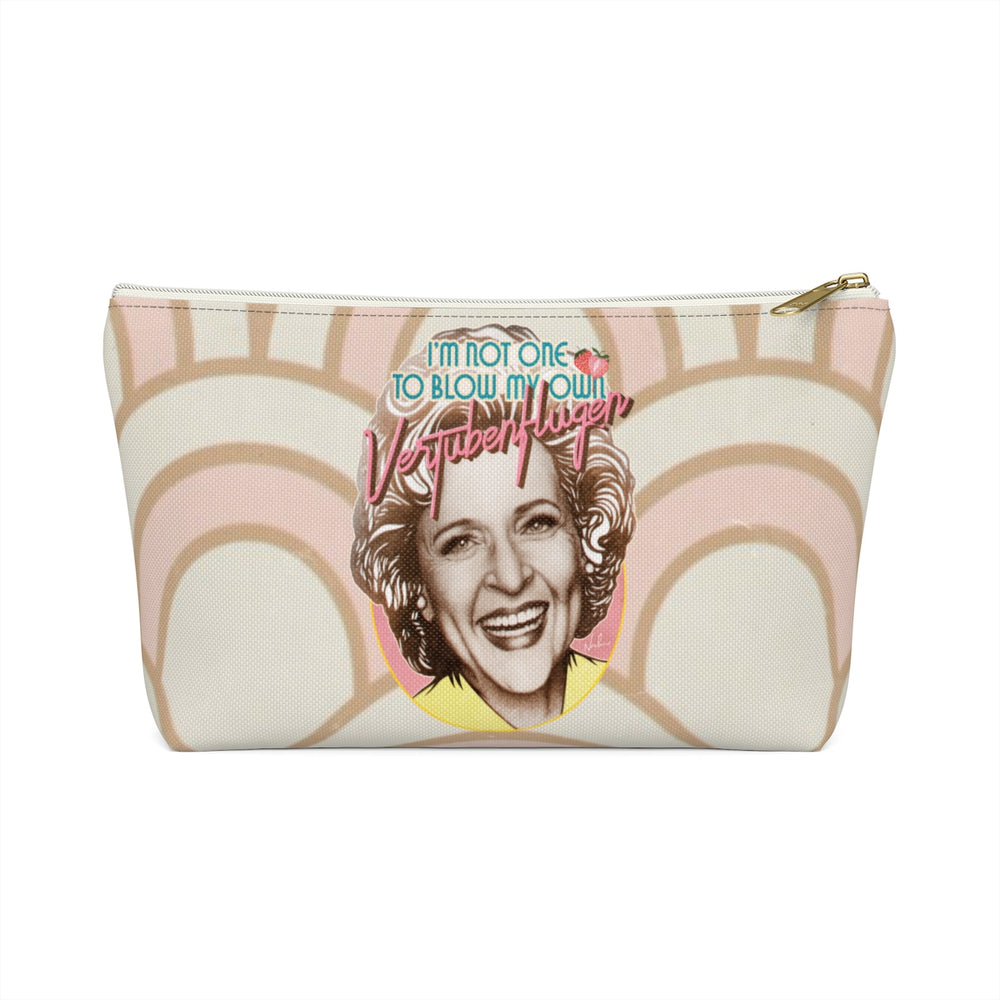 ROSE - Accessory Pouch w T-bottom