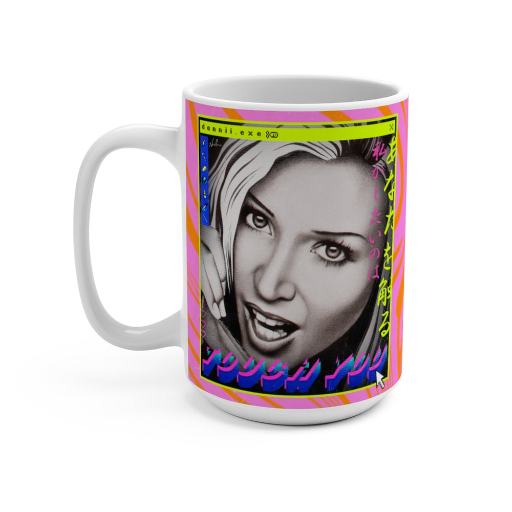 TOUCH YOU - Mug 15oz