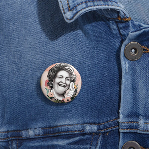 HYACINTH - Pin Buttons