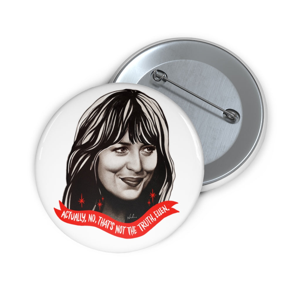 ASK EVERYBODY - Custom Pin Buttons