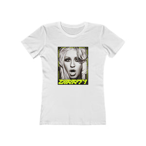 DIRRTY - Women's The Boyfriend Tee