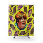NOTHING GOES RIGHT! - Shower Curtains