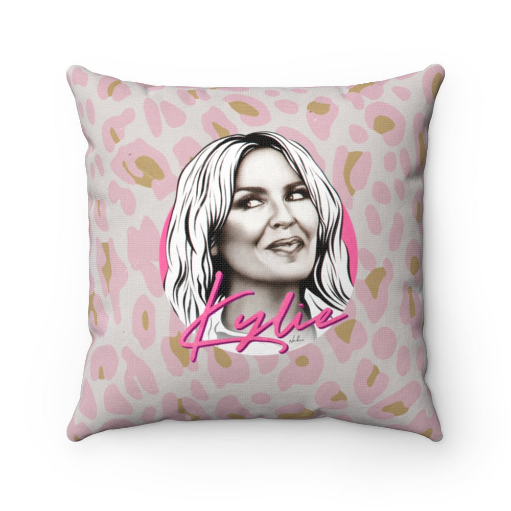 KYLIE - Spun Polyester Square Pillow 16x16""