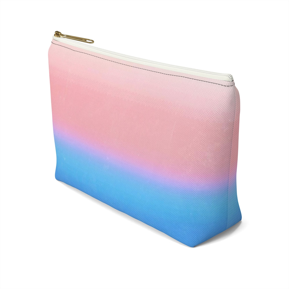 I LOIK WHAT I SOI - Accessory Pouch w T-bottom