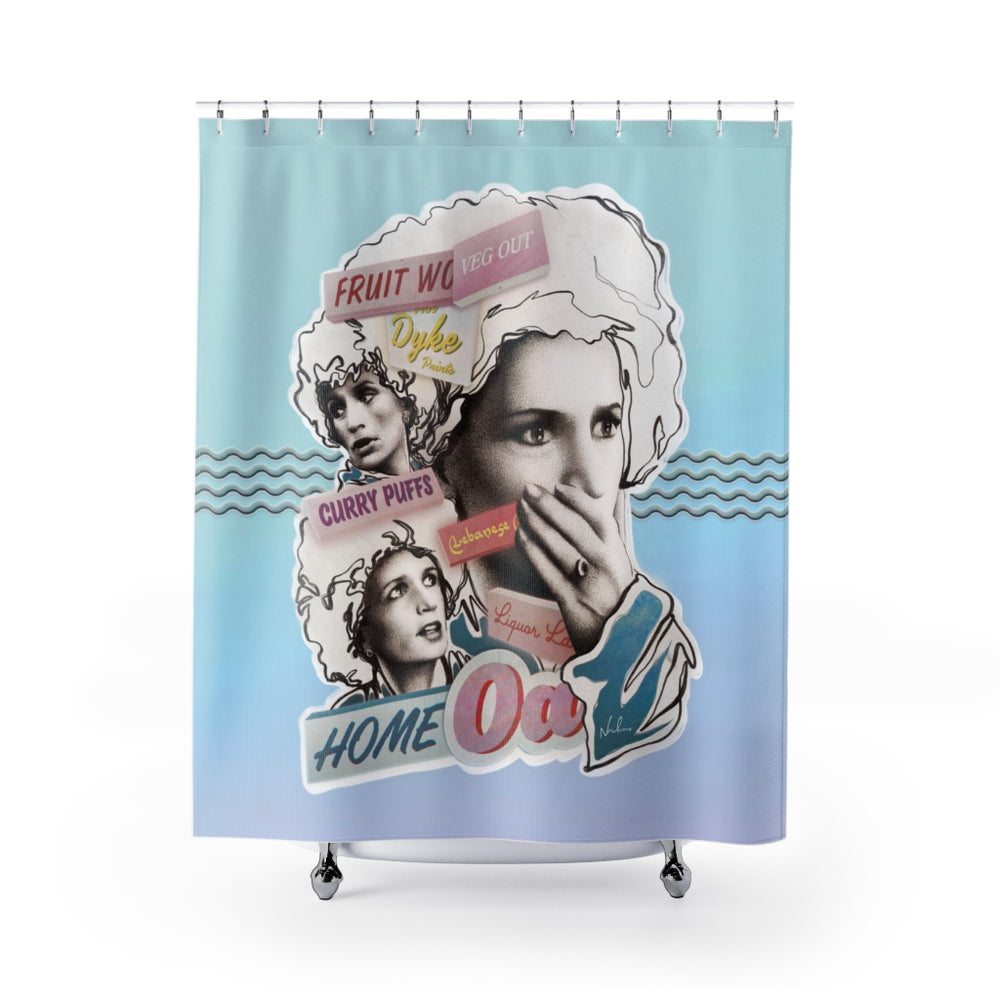 HOME-OA - Shower Curtains