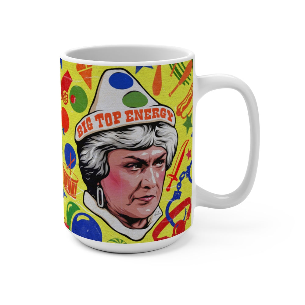 BIG TOP ENERGY - Mug 15oz