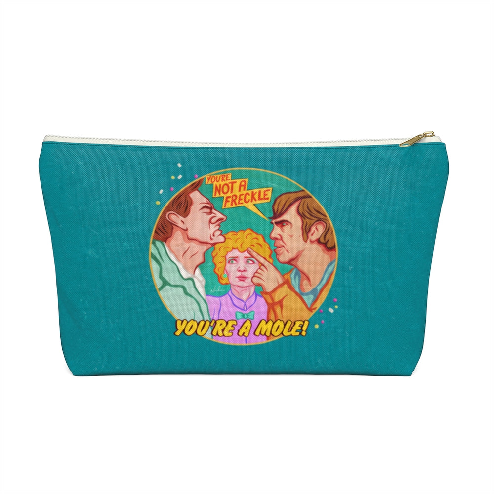 FRECKLE - Accessory Pouch w T-bottom