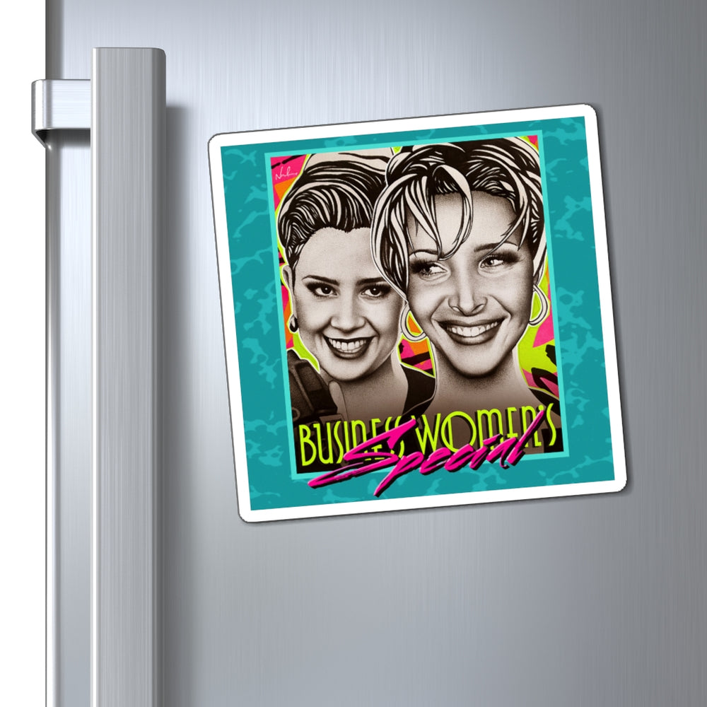Business Women's Special - Magnets