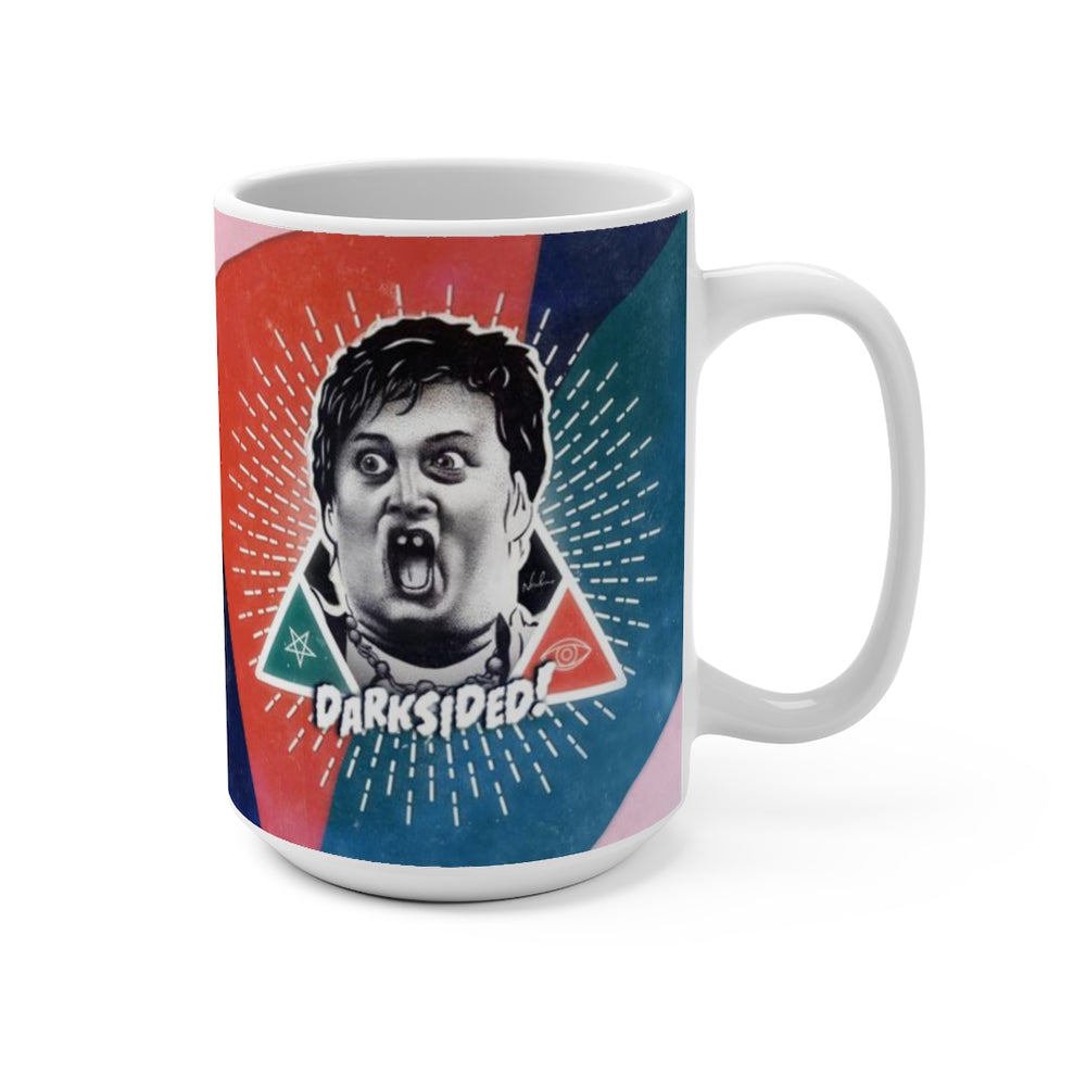 DARKSIDED! God Warrior Mug 15oz