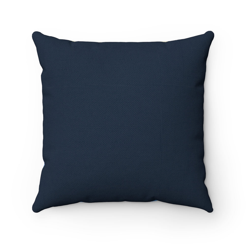 I LOIK WHAT I SOI - Spun Polyester Square Pillow