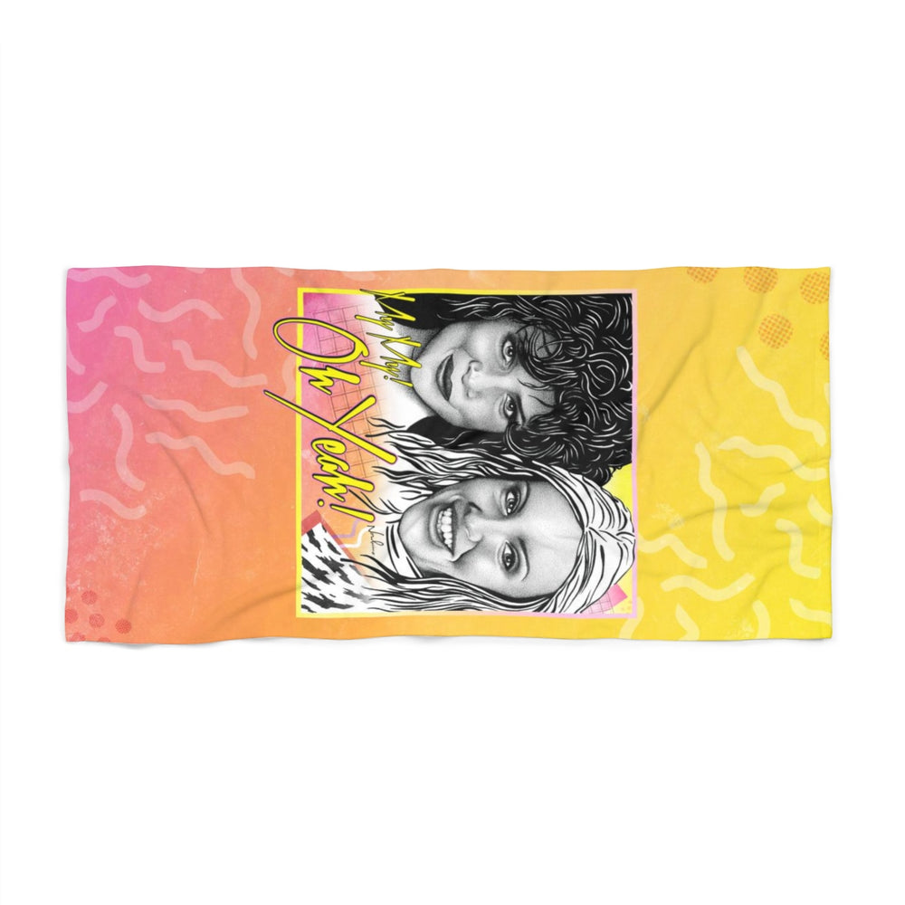 MY MY! - Beach Towel