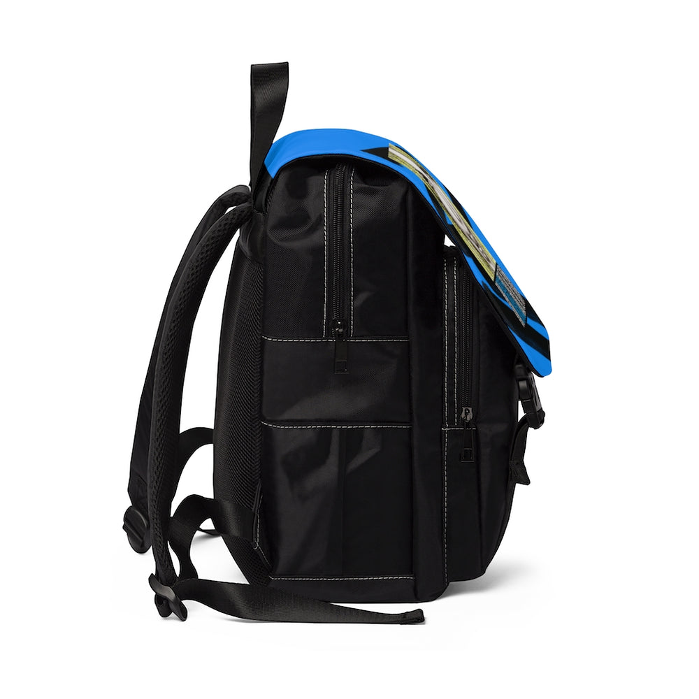 INTOXICATE ME NOW - Unisex Casual Shoulder Backpack