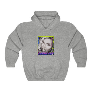TOUCH YOU - Unisex Heavy Blend™ Hooded Sweatshirt