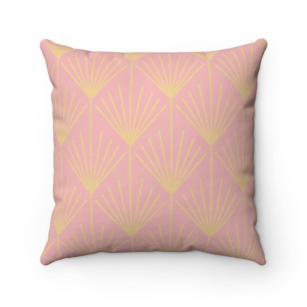 BéBé - Spun Polyester Square Pillow 16x16""