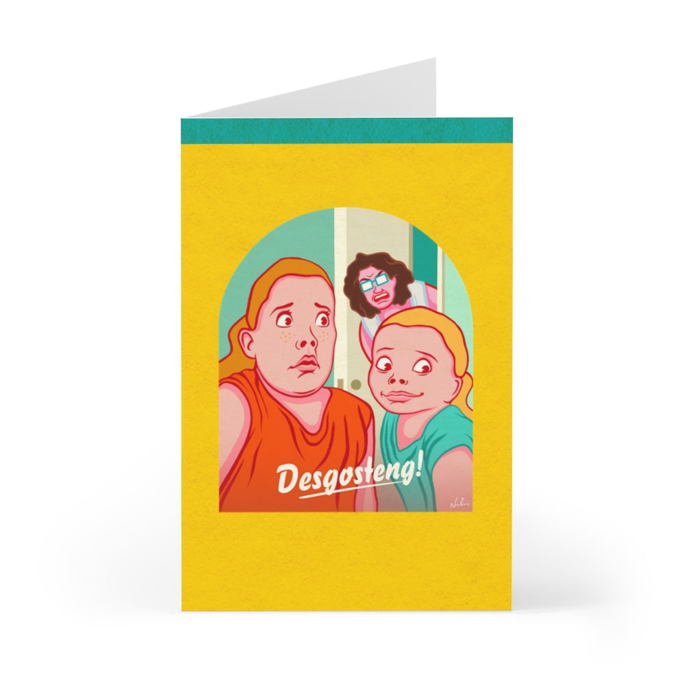 Desgosteng! - Greeting Cards (7 pcs)