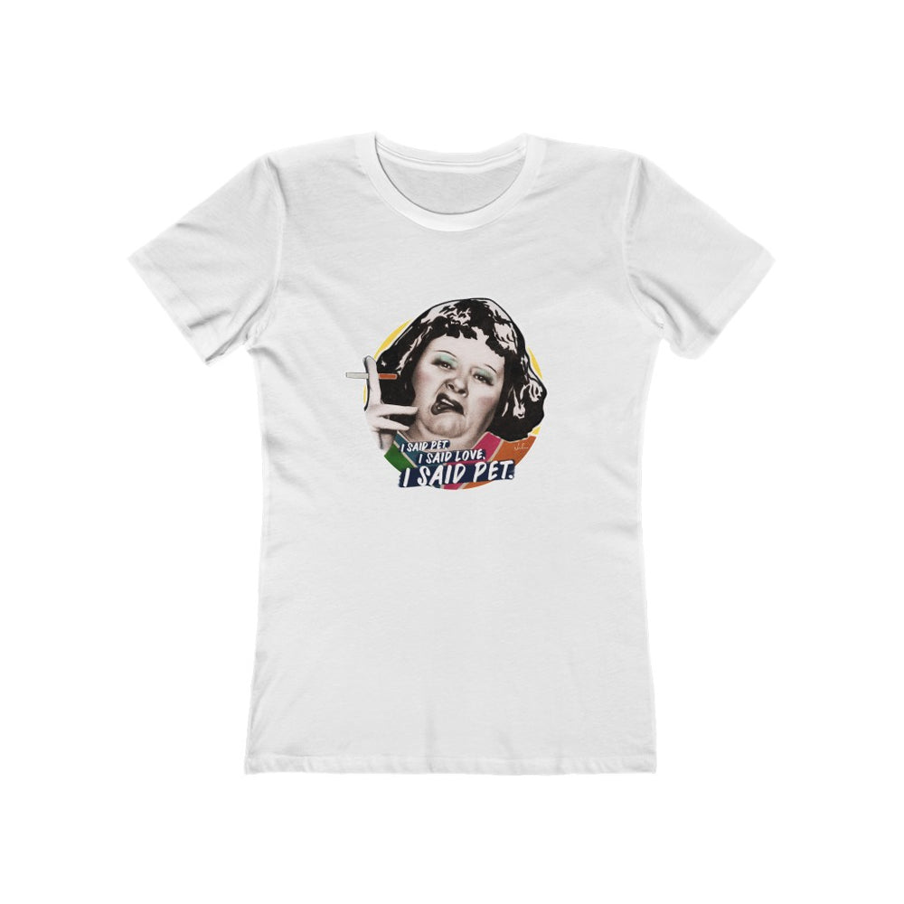LYNNE POSTLETHWAITE - Women's The Boyfriend Tee