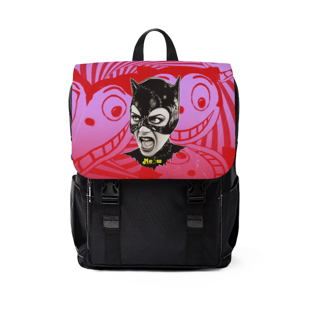 MEOW - Unisex Casual Shoulder Backpack