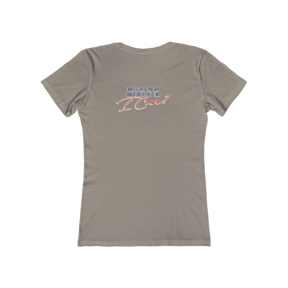 SOPHIA - Women's The Boyfriend Tee