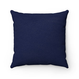 Can You Believe!? Faux Suede Square Pillow