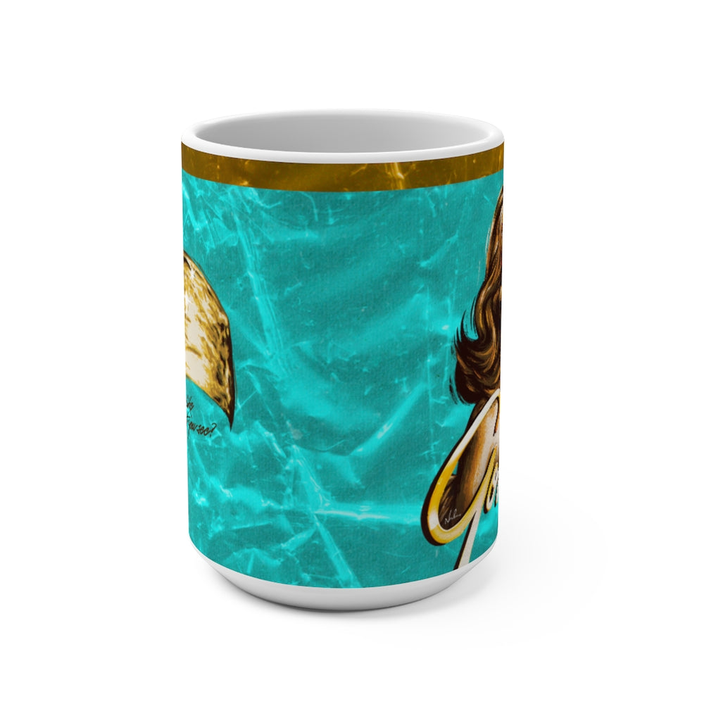 Golden Girl - Mug 15oz