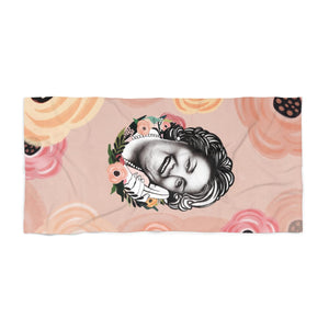 HYACINTH - Beach Towel