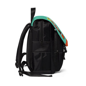 YOU MULLET - Unisex Casual Shoulder Backpack