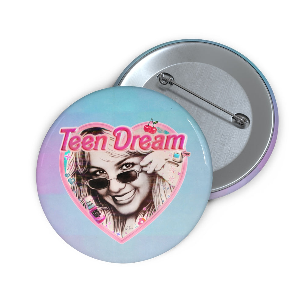 TEEN DREAM - Pin Buttons