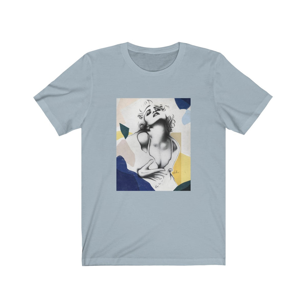 YEARNING - Unisex Jersey Short Sleeve Tee