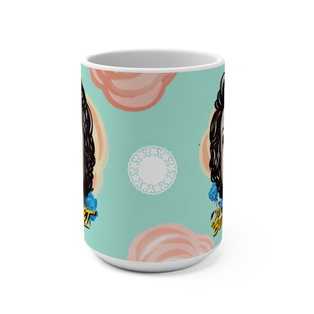 "It's ""BOUQUET"" - Mug 15oz"