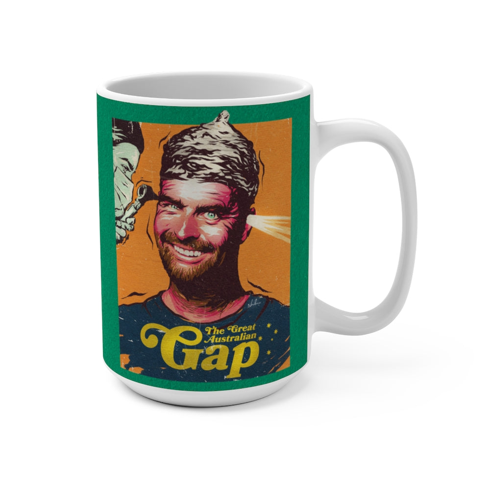The Great Australian Gap - Mug 15oz