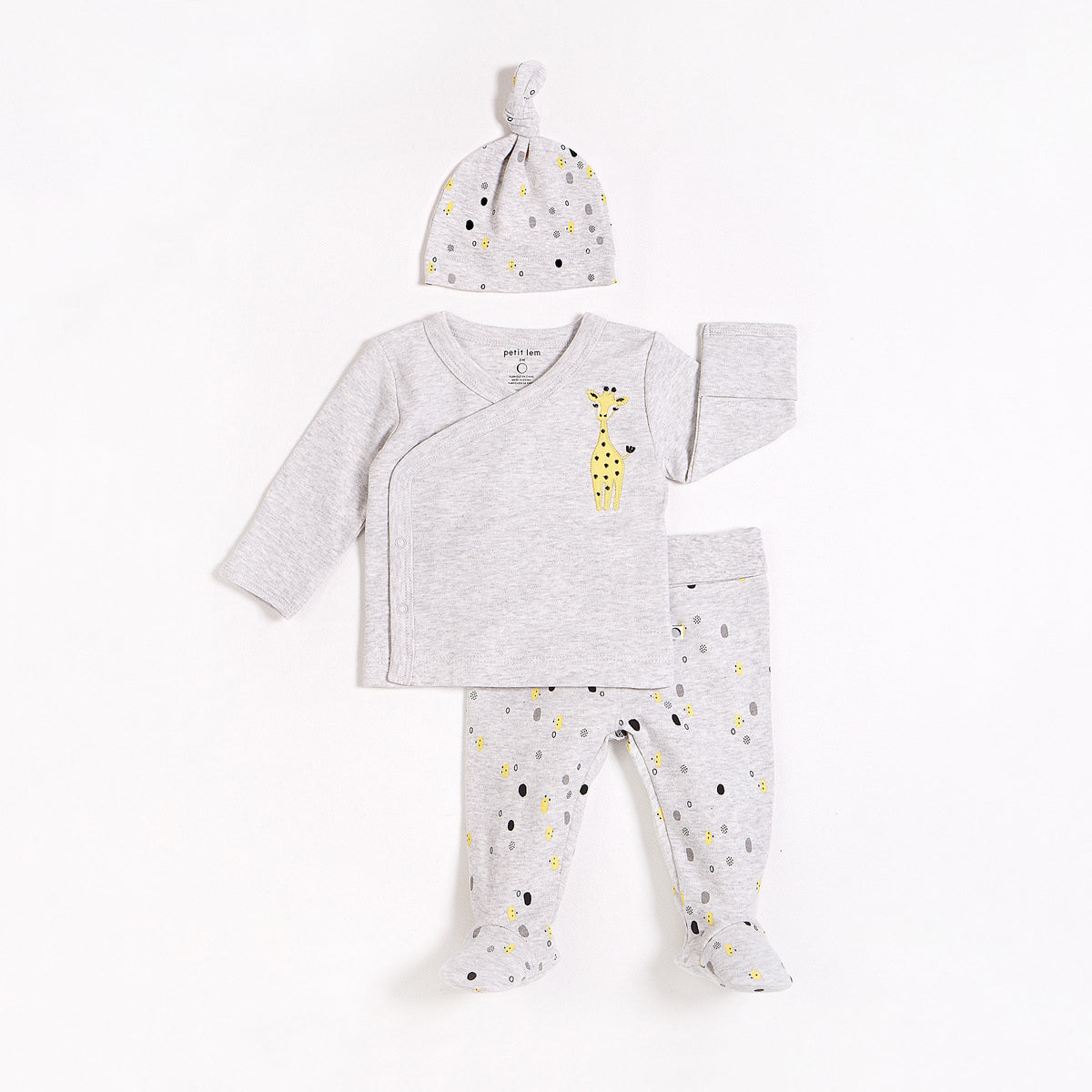 Ensemble « Girafe » (3 pcs)