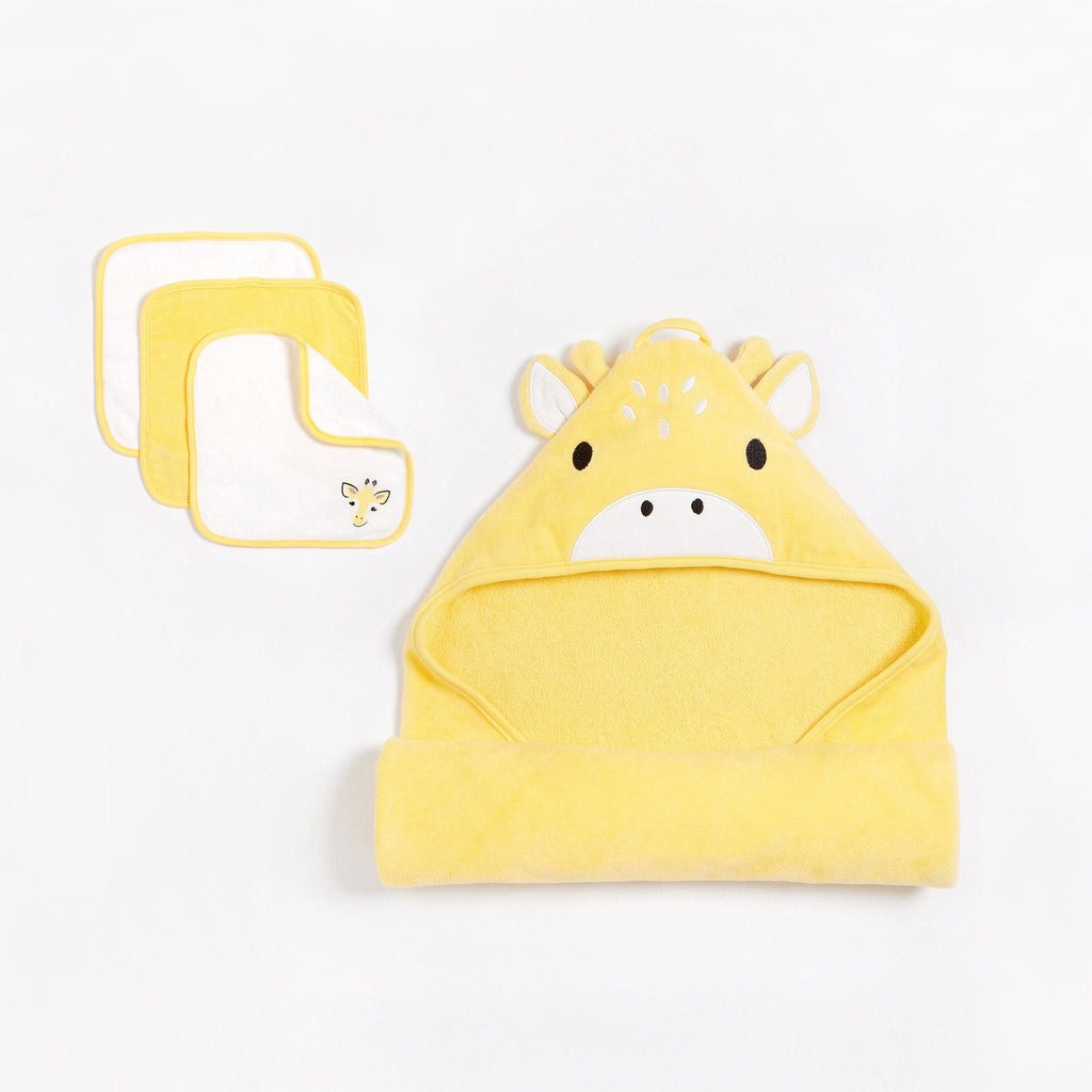Ensemble de bain « Girafe » (4 pcs)