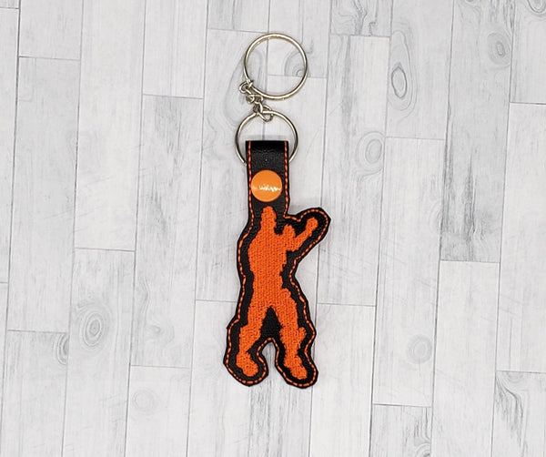 Fresh Dance Keychain