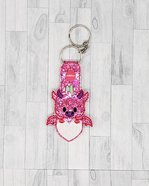 Hatching Dragon Keychain