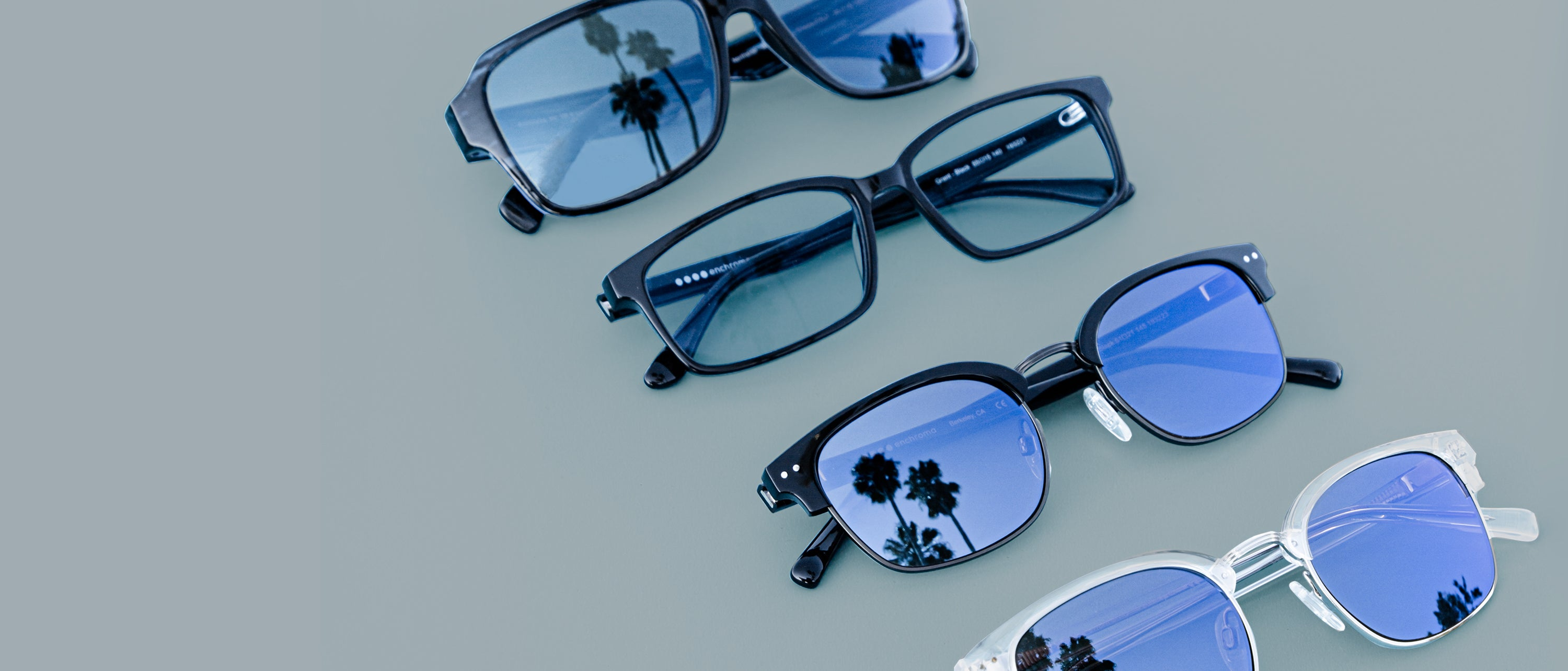 EnChroma Colour Blind Glasses Product Collections