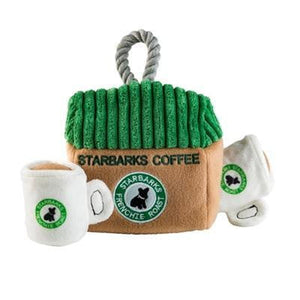 Starbarks Coffee House Interactive Chew Toy(s)