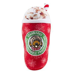 Starbarks Snickerdoodle Frappawcino Chew Toy