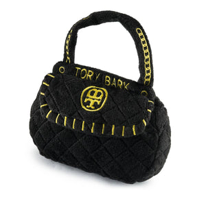 Tory Bark Handbag Dog Toy