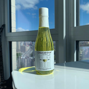 CharDOGnay Dog Wine