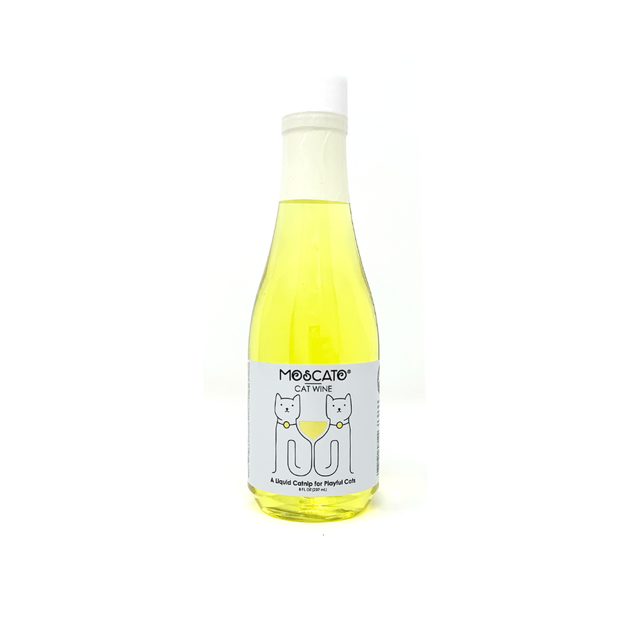 MosCATo Cat Wine For Multi-Cat Households