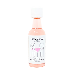 Purrsecco Cat Wine.