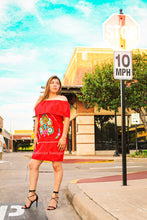 Load image into Gallery viewer, Cielo Rojo Dress