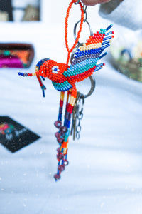 Pajarillo key chain