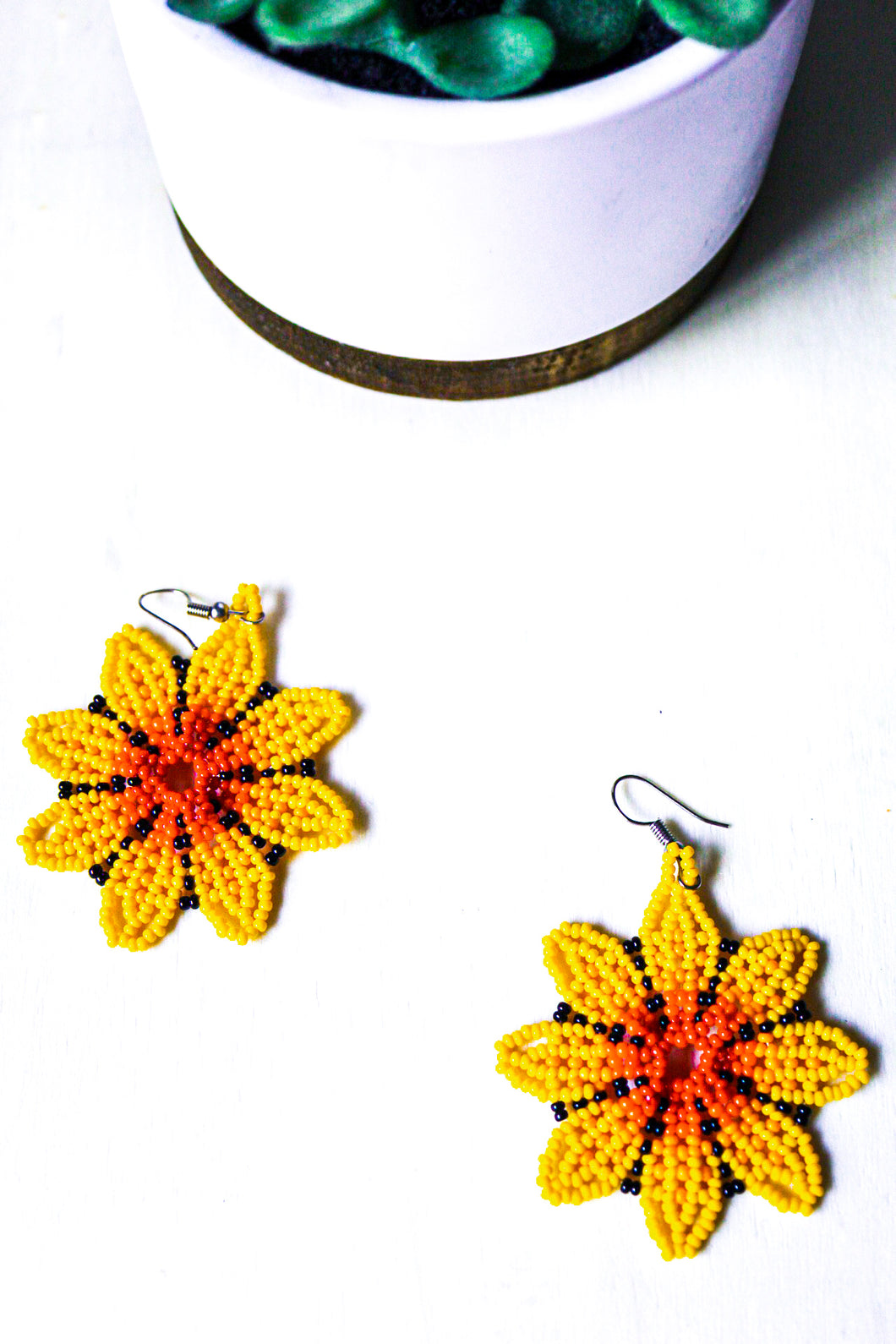 Los Soles earrings