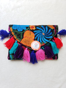 Como la Flor Bodycross Clutch