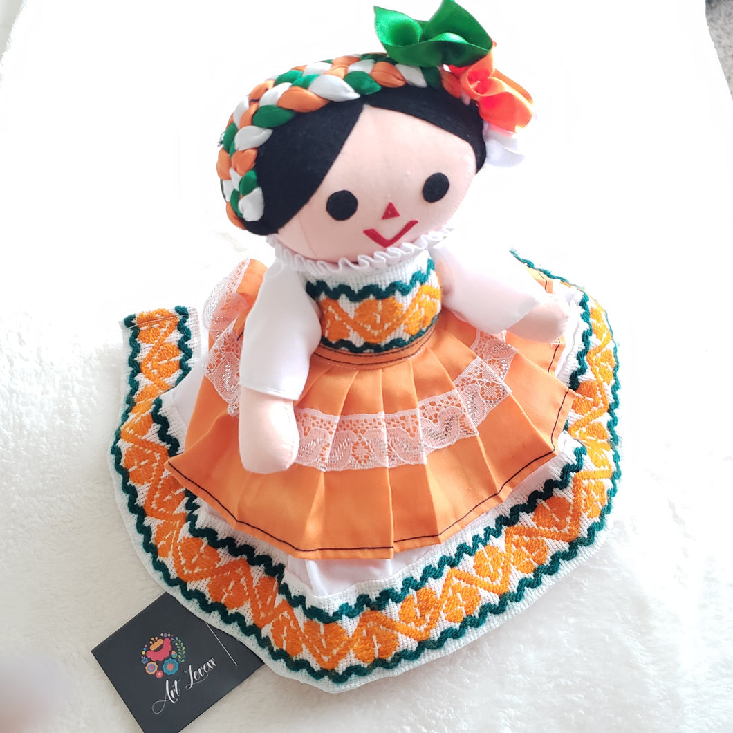 La Maria Traditional Dress Doll